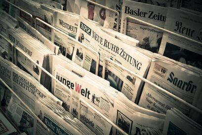 Textos periodísticos: Definición, ejemplos, tipos y más