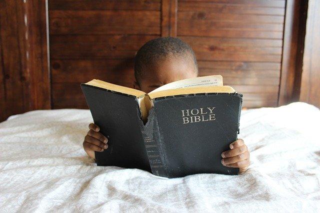 textos biblicos para niños