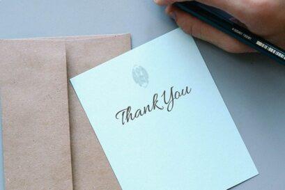 14 Textos de agradecimiento para dedicar