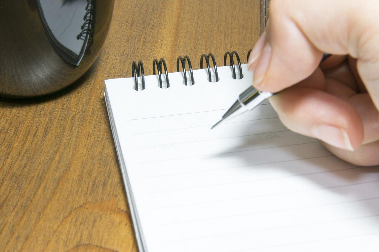 como redactar un texto